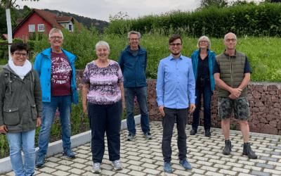 Beck trifft den Obst- und Gartenbauverein Lanzingen