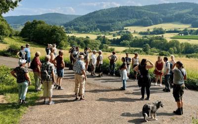Wandern mit Beck: Lanzingen neu entdeckt!