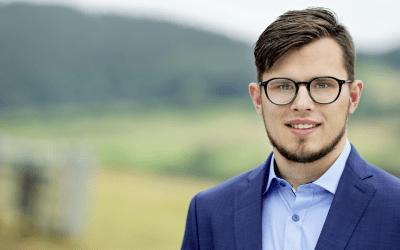 Simon Beck – unser Bürgermeister für Biebergemünd