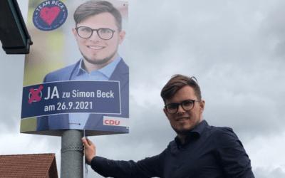 Wahlkampfendspurt!